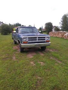 Truck entique