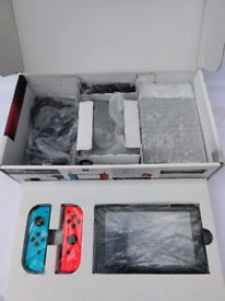Nintendo Switch like new in excellent condition
