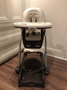 GRACO Baby High Chair & Booster - Good Condition / All Parts