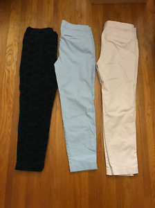 Name Brand Bottoms - Various Sizes (PINK, Old Navy, Suzy Shier)