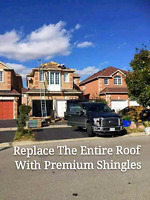 Need Waterloo Roofing&Siding service? Pls call 416-836-3628