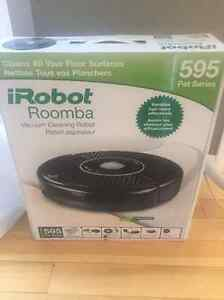 iRobot Roomba 595 Pet Vacuum Cleaning Robot