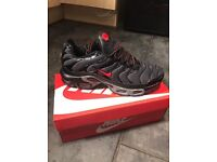 Nike TN trainers size 8 brand new boxes
