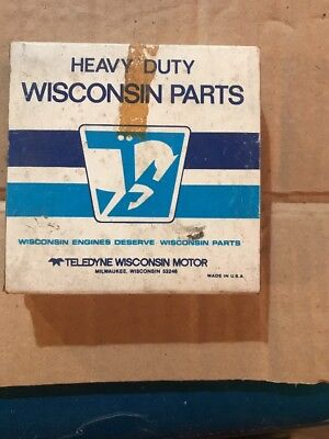 Wisconsin Parts Nos Complete Piston Ring Set Engine Dr31c Dr 31 C