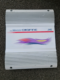 JVC KS AX504 - 4 CHANNEL AMPLIFIER