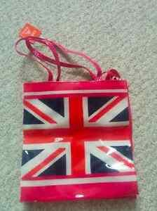 Bag with Union Jack - brand new Kitchener / Waterloo Kitchener Area image 1