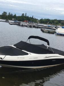 2009 Sea Rae Sport 205