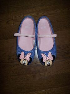 Minnie Mouse Shoe, Girls 11