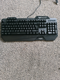 Magic Eagle wired keyboard and mouse
