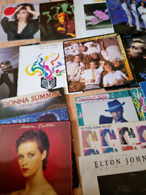 80's lps and 70's albumns 50p each