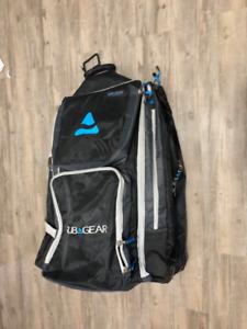 SubGear Scuba Rolling Travel Bag