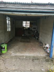 GARAGE/WORKSHOP TO RENT in Northfleet/Gravesend