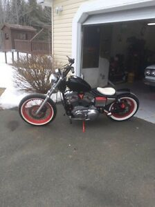 1997 Harley bobber