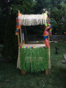 Tiki Bar/Lemonade Stand