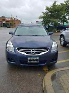 2010 Nissan Altima 2.5 S Sedan - Safety and Emission Tested