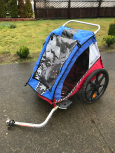 Chariot Carriers CTS Child Bicycle Trailer