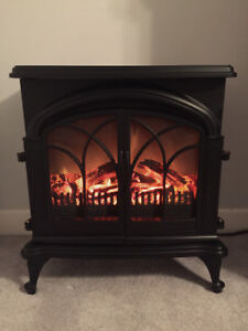 Electric Fireplace Heater For Sale