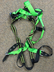 Miller Python Harness with Rebel Protecta Retracting Life Line