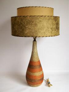 Lampe de Table - Mid-Century - Table Lamp