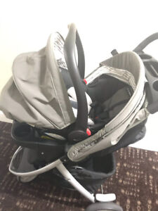 A greco stroller with good condition