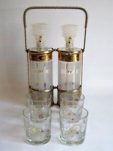 Décanteurs Vintage - Fred Press - Vintage Decanters & Glasses
