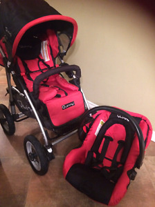 Quinny freestyle 4xl