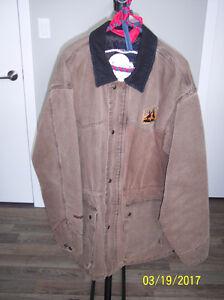 Brown Western monogramed Jacket