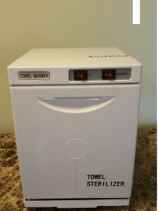Spa Towel Warmer and UV Sterilizer