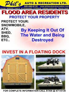 Floating Docks | Kijiji in New Brunswick  - Buy, Sell & Save