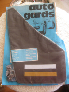 PR AUTO CLIP-ON MUD FLAPS called AUTO GARDS
