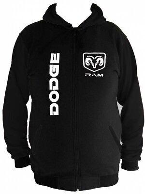 Dodge Ram Racing Fan Kapuzenjacke, Sweatshirt,  Hoodie Lieferz. ca. 8 Tage ()