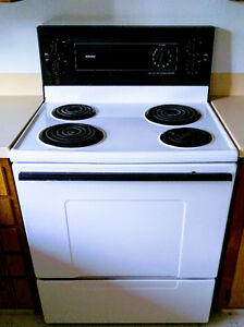 Admiral Oven / Stove Top