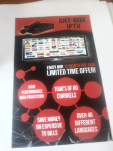 Watch Every World Cup Game With IPTV! Money-Back Guarentee