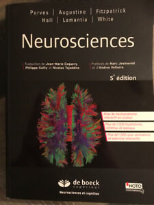 Neurosciences 5e éd. PURVES