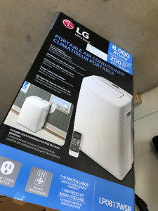 LG Portable Air Conditioner-Brand New!