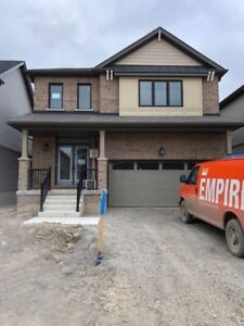 Brand New 4 Bedroom Home in Stoney Creek- Wednesday Eve showings