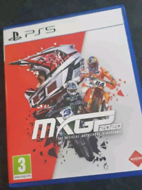 MXGP 2020 PS5 GAME