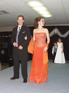 3 Robes filles d'honneur ou de bal