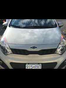 2013 Kia Rio Hatchback Like New!! Only selling cuz bought a van!