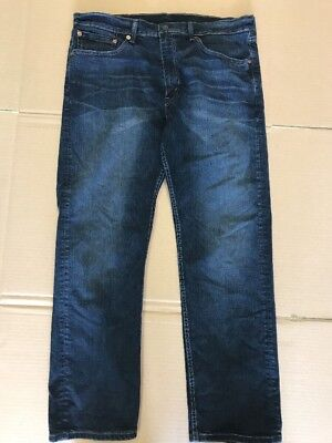 Levi's 505 regular fit stretch jeans W36 x L30