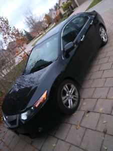 2010 Acura TSX V6 tech package