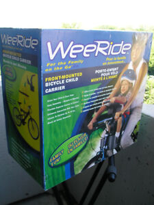 Bicycle Child Carriers, WeeRide and CoPilot