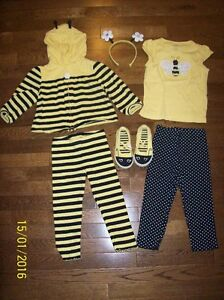 Gymboree 'Bee Chic' Set, Girls 2T-3T