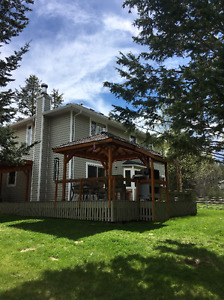 150 Mile Home with Shop and Acreage - 3 Bedroom with Large Den