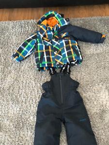 Manteau hiver bébé