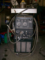 Millermatic 250 wire feed welder