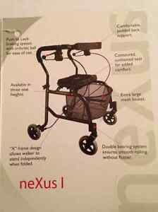 Nexus 1 Rollator/Walker