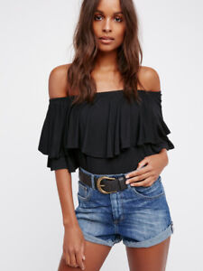 Free People Pretty Lady Tee