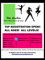 Lovers of Dance, It's Time to TAP!!