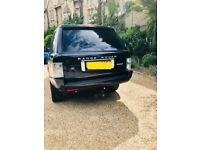 Range Rover V8 Dark blue Petrol